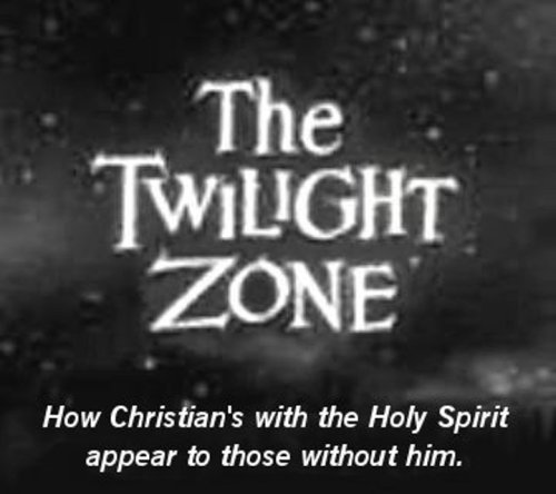 The Twilight Zone Church