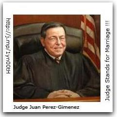 Judge Juan Perez-Gimenez