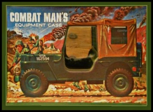 Combat Man's GI Joe case.