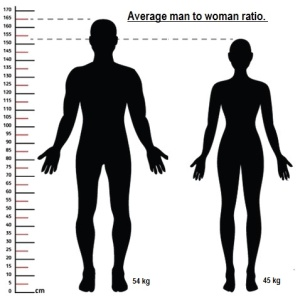Average Man and Woman