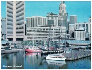 Capt Cooper - Baltimore